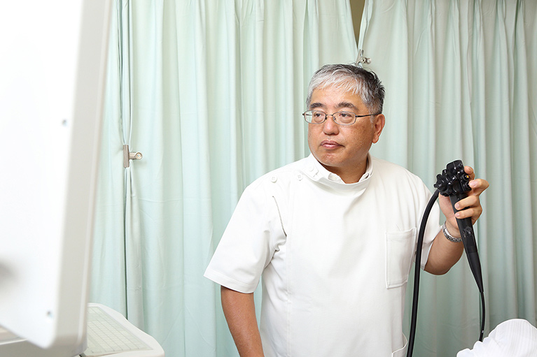胃内視鏡検査(胃カメラ)