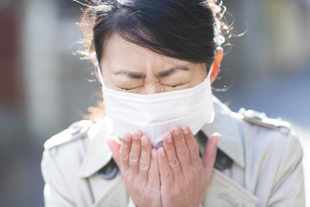喘息の病態