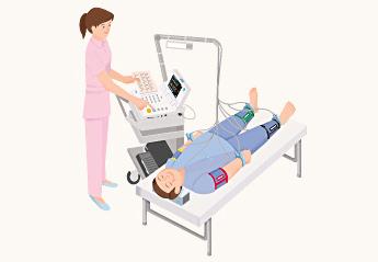 血圧脈波検査